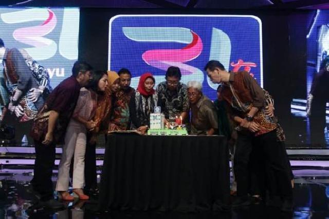 Ultah ke-31 UBSI, Tekad Naba Antar UBSI Sukses di Era Revolusi Industri 4.0