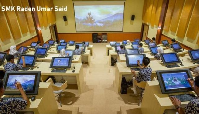 Kembangkan Bidang Animasi, SMK Ini Undang Khusus Pengajar dari Jepang