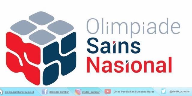 Sumatera Barat Tuan Rumah OSN 2018