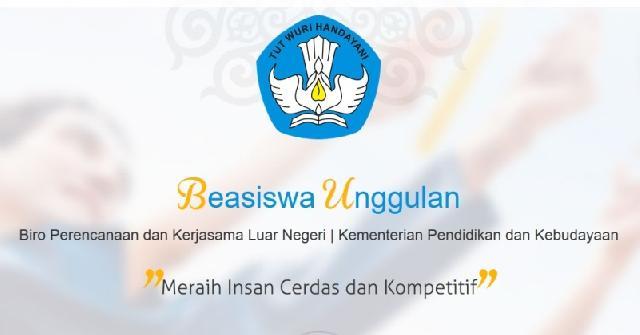 Catat! 20 Maret-19 April 2018, Kemdikbud Kembali Buka Pendaftaran Beasiswa Unggulan