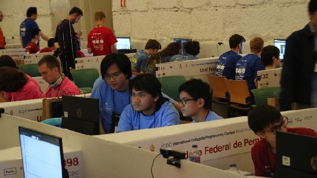 UI Sejajar dengan Harvard University dan Stanford University dalam Bidang Pemograman