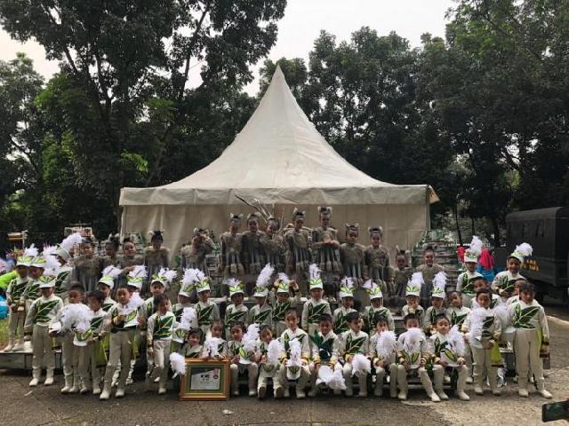 TKK3 PENABUR Jakarta Raih Prestasi Tingkat Nasional