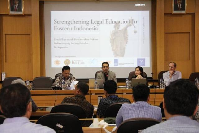 Nuffic Bantu Empat Universitas di Wilayah Indonesia Timur