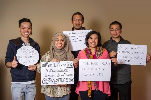 Lima Mahasiswa Indonesia Terpilih Ikuti Asean Student Voice 2015