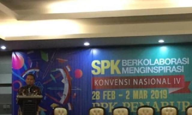 Gubernur Anies Berpesan ke SPK Indonesia Agar Akses Pendidikan Diperluas bagi Kaum Difabel