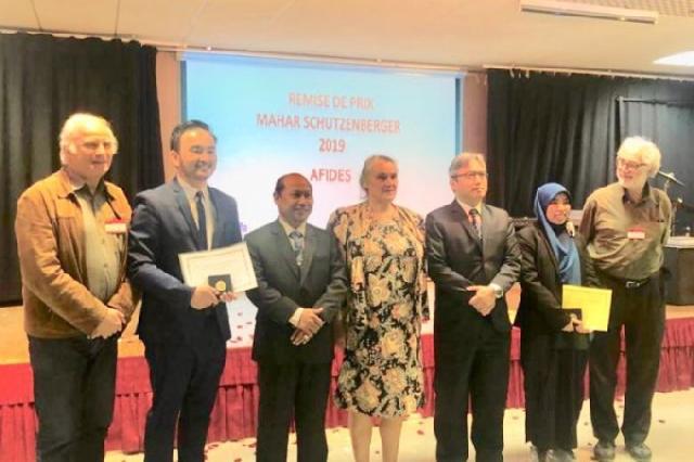 Penghargaan Internasional bagi Peneliti Muda Indonesia