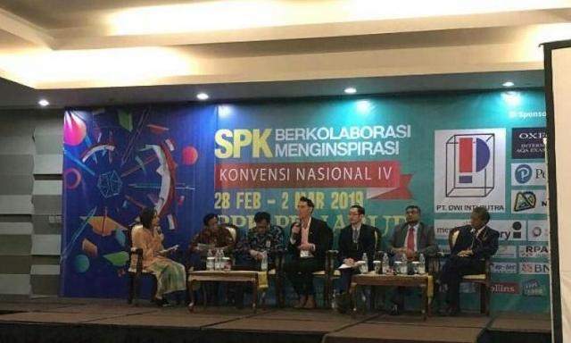 BPK PENABUR, Tuan Rumah Konvensi Nasional IV Sekolah SPK Indonesia