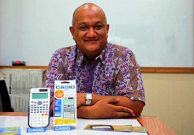 Kalkulator Anyar Casio Penuhi Kebutuhan Pelajar