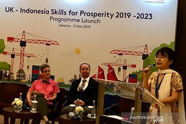 Politeknik Indonesia Jadi 'Pilot Project' Bantuan  Pendidikan Inggris