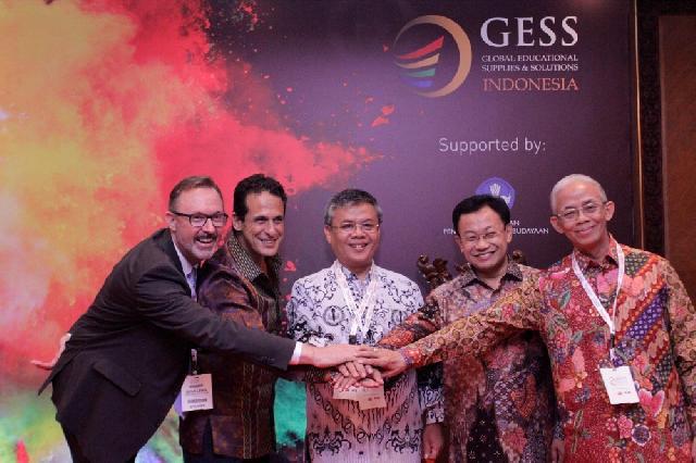GESS Indonesia Gelar Pameran dan Konferensi Pendidikan Terkemuka di Dunia