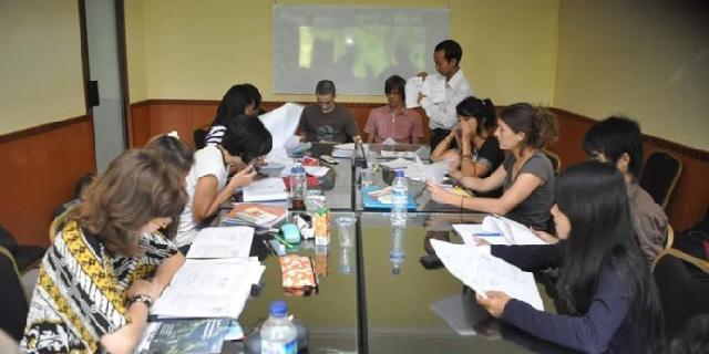 Pelajaran Bahasa Indonesia Tersebar di 355 Lembaga Pendidikan Dunia
