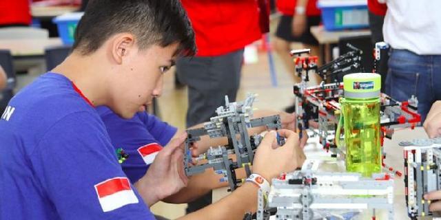 Lagi, Indonesia Unggul di Kompetisi Robotik Dunia