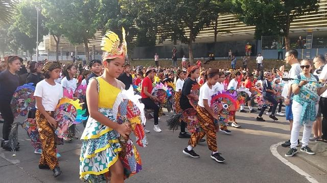SDK PENABUR Bintaro Lestarikan Budaya Bangsa melalui Batik Carnival