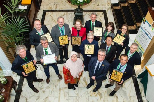 UI GreenMetric Berikan Penghargaan Universitas Terhijau di Dunia