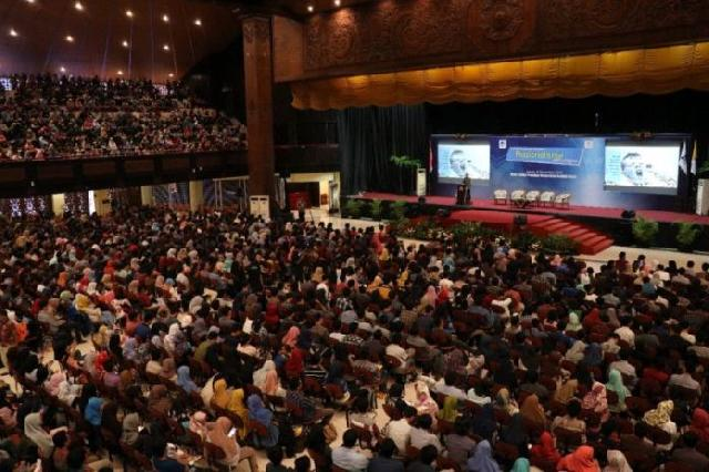 Pimpinan Kampus Himbau Milenial Pahami Nasionalisme Era Digital