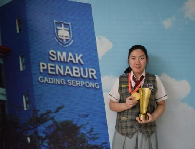 Pelajar SMAK PENABUR Gading Serpong - Jawara  Bidang Hayati