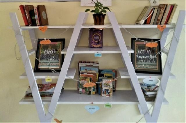 Daerah Tingkatkan Literasi Perpustakaan